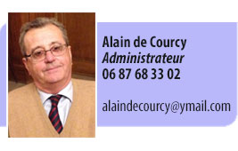 Alain de Courcy