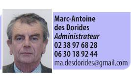 Marc-Antoine des Dorides