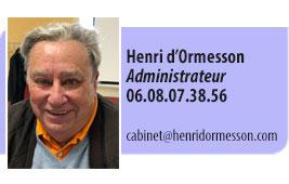 Henri d'Ormesson