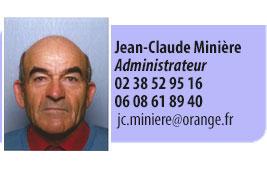 jean-Claude Minière