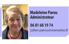 Madeleine Parou